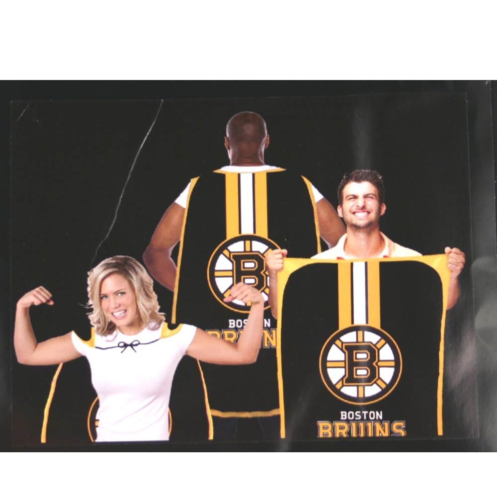 "Opportunity Buy - Boston Bruins Flags - 36""x47"" Fan Flags - 2 For $12.00"