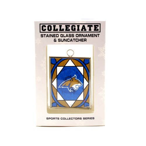 Montana State Ornament - Stained Glass Suncatcher Style Ornament - 12 For $30.00