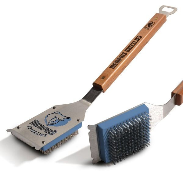 Memphis Grizzlies Heavyweight Grill Brushes - 12 For $54.00
