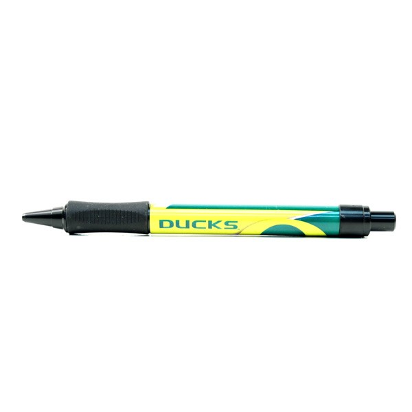 Oregon Ducks Pens - Soft Grip Bulk Packed Pens - 24 For $24.00