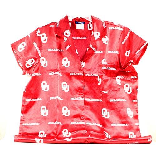 Oklahoma Sooners Merchandise - Fleece Sleeper Pants - Assorted Sizes - 6 Pair For $30.00