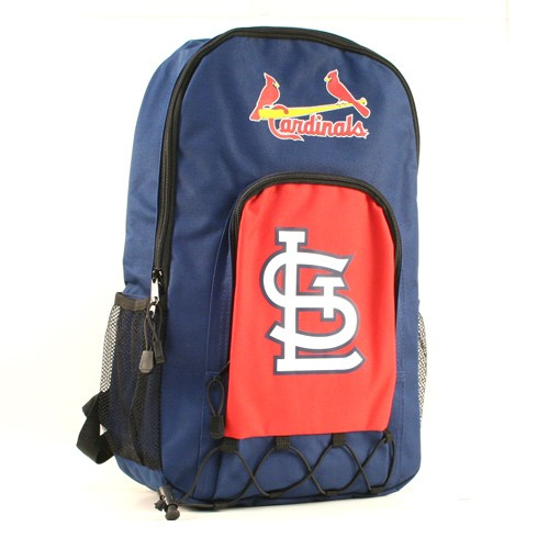 St. Louis Cardinals Backpacks - Echo Bungi Style - 6 For $84.00