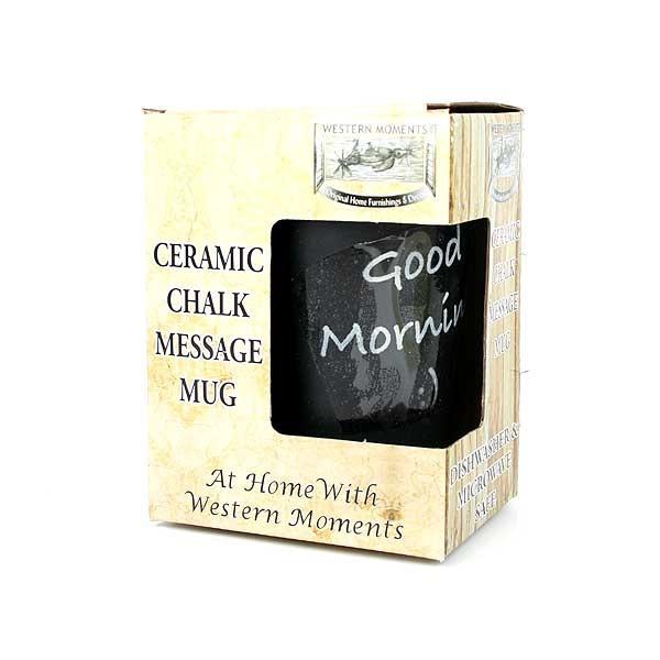 Wholesale Mugs - 16OZ Chalkboard Coffee Mugs - 6 For $15.00