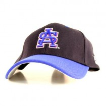 Blowout - South Alabama Caps - 2Tone Blue Sideline Caps - 12 For $30.00