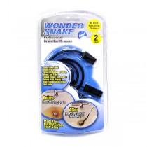 Wonder Snake - 2Pack Wonder Snake Drain Cleaning Kit - 12 2Packs For $30.00