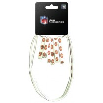 San Francisco 49ers Merchandise - 8PC Pony/Headband Set - $3.50 Per Set