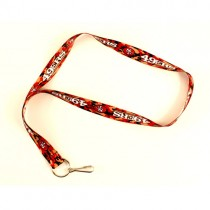 San Francisco 49ers Lanyards - Team Camouflage Series - $2.75 Each