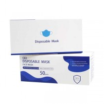 Wholesale Disposable Masks - 3PLY Surgical Masks - 50 Count Box - 2 Boxes For $20.00