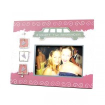 """Wholesale Picture Frames - 7""""x9"""" Total - 3""""x5"""" Photo Holder - Knight To Remember - 12 For $30.00"""