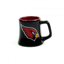 Arizona Cardinals - 2oz Ceramic ShotMug - Series2 - $3.50 Each