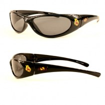 Blowout - Arizona State Sunglasess - Sun Devils Merchandise - Black Sport Frame Style - 12 Pair For $36.00