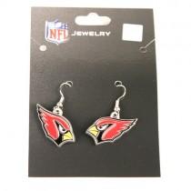 Arizona Cardinals Earrings -  Dangle Earrings - $2.75 Per Pair