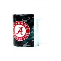 Alabama Coffee Mugs - 15OZ Camo Style - 4 For $20.00