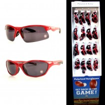 Alabama Sunglasses - 48 Count Polarized Sunglass Display - Assorted Styles - $240.00 Per Display