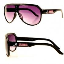 Alabama Crimson Tide Sunglasses - TURBO Style - 12 Pair For $66.00