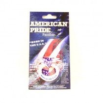 American Pride - Billy Bob Pacifiers - 12 For $12.00