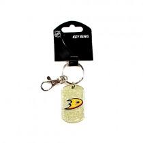 Anaheim Ducks Keychains - Glitter Series - 12 For $24.00