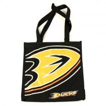 Closeout Bags - Anaheim Ducks Canvas Totes -12 For $24.00