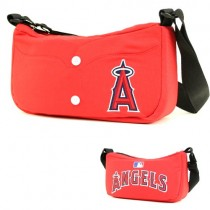 Los Angeles Angels Purses - 2Button VIP Red Purses - $12.00 Each