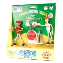 Los Angeles Angels Toys - Bendo Pitcher.Catcher Set - $5.00 Per Set