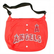 Los Angeles Angels Purses - Red The BIG Tote Purses - 3Button Jersey - $10.00 Each