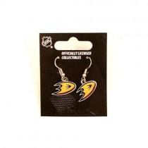 Anaheim Ducks Earrings - Classic Amco Style Dangle - $2.75 Per Pair