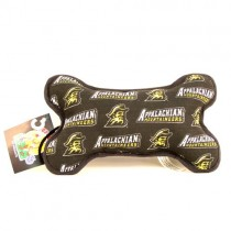 Total Blowout - Appalachian Mountaineers - The Squeaker BONE Dog Toy - 12 For $30.00