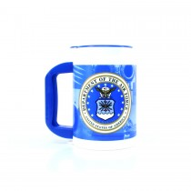 Airforce Merchandise - 20OZ STUB Style Mugs - Insulated - 2 For $10.00