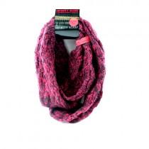 Arkansas Razorbacks Scarves - Duo Knit Style Infinity Style - 2 For $15.00