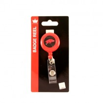 Arkansas Razorbacks Merchandise - Retractable Badge Reels - 12 For $18.00