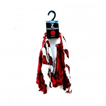 Arkansas Razorbacks Scarves - Split Logo Style - Infinity Scarves - 2 For $15.00