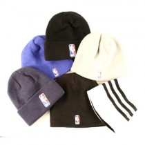 NBA Knits - Assorted Styles - (May Not Be As Pictured) - 12 Knits For $60.00