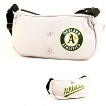 Oakland Athletics Purses - 2Button VIP Hobo Style Purses - 4 For $20.00