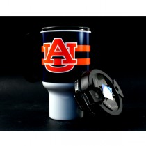 Auburn Tigers Travel Mugs - 20OZ - The Handler Style - 12 For $36.00
