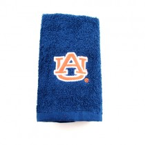 "Auburn Tigers Towel - 11""x18"" Hand Towel - Embroidered - 12 For $24.00"