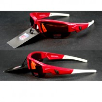 Arizona Cardinals Sunglasses - Red Dynasty Style - 12 Pair For $60.00