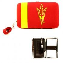 Arizona State Wristlets - Distressed Look Wristlet/Wallet - 12 For $54.00
