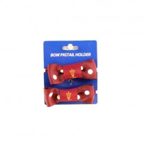 Blowout - Arizona State Pigtail Holder Sets - 12 Sets For $12.00