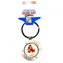 Blowout - Arizona State Sun Devils - Bling Style Spinner Keychains - 12 For $12.00