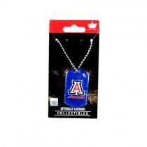 Arizona Wildcats Necklaces - Glitter Pendants - 12 For $30.00