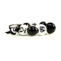 Brooklyn Nets Merchandise - KuKui Nut Bracelets - 12 For $30.00