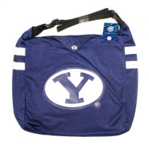 BYU Merchandise - COLLAR Style - Brigham Young University - Purses - The Big Tote - $10.00 Each