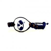 BYU Merchandise - Single Nut Macramé Bracelets - 12 For $30.00