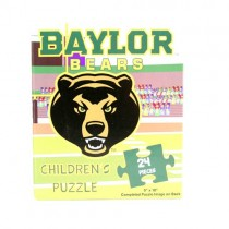 Great Buy - Baylor University - 24PC CHILDRENS Puzzles - 12 For $12.00
