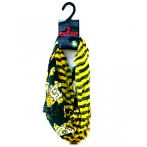 Baylor Bears Scarves - Series1 Striped - PRIDE Style - 12 For $90.00