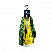 Baylor Bears Scarves - Split Logo Style - Infinity Scarves - 12 For $72.00