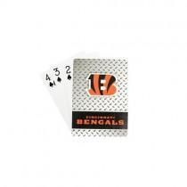 Cincinnati Bengals Playing Cards - DPlate/PSG Style - 12 Decks For $30.00