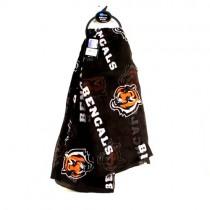 Cincinnati Bengals Scarves - Infinity Scarf - 12 For $102.00