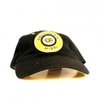 Southern Miss Golden Eagles - Black Cap With Bullseye Logo - 2 For $10.00