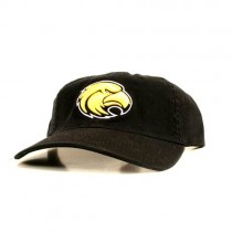 Southern Miss Caps - Black Gold Eagle Head Logo - 2 For $10.00
